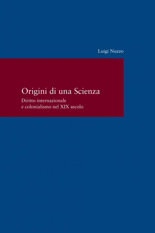 Origini di una Scienza cover