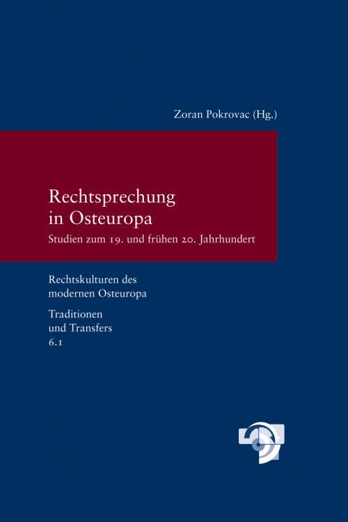 Rechtsprechung in Osteuropa cover