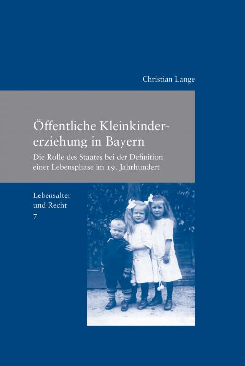 Öffentliche Kleinkindererziehung in Bayern cover