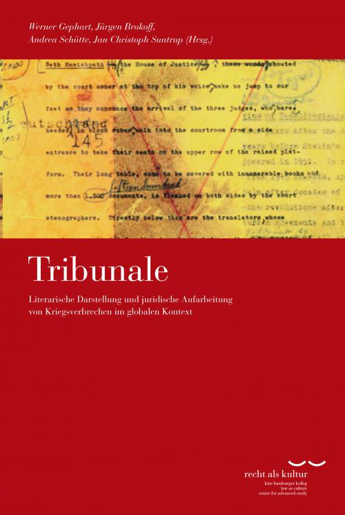 Tribunale cover