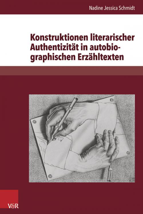 Konstruktionen literarischer Authentizität in autobiographischen Erzähltexten cover