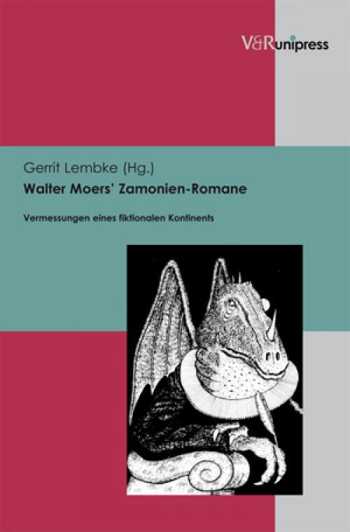 Walter Moers' Zamonien-Romane cover