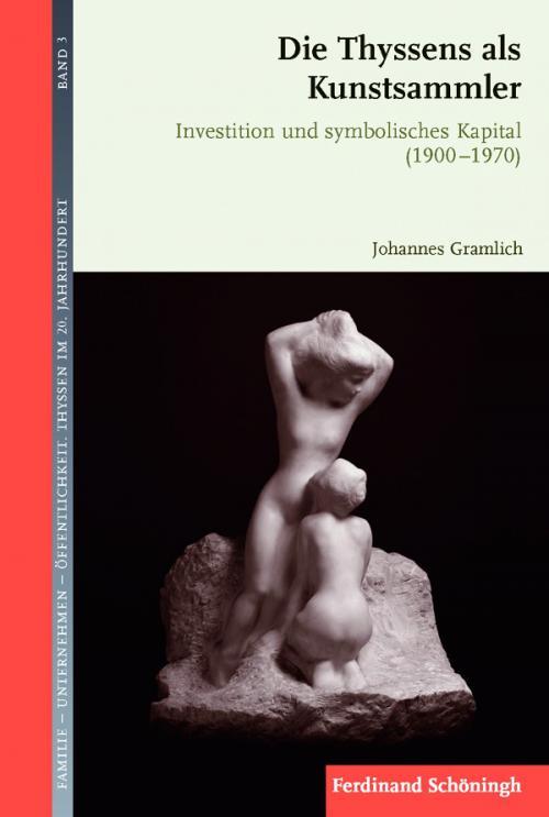 Die Thyssens als Kunstsammler cover
