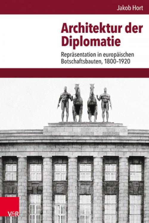 Architektur der Diplomatie cover