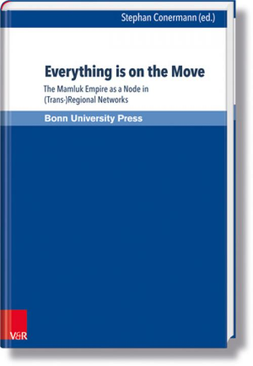 Everything is on the Move cover