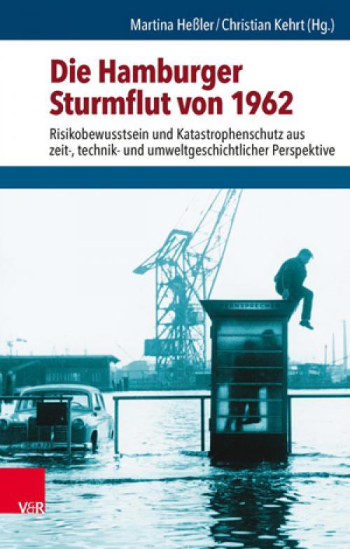 Die Hamburger Sturmflut von 1962 cover