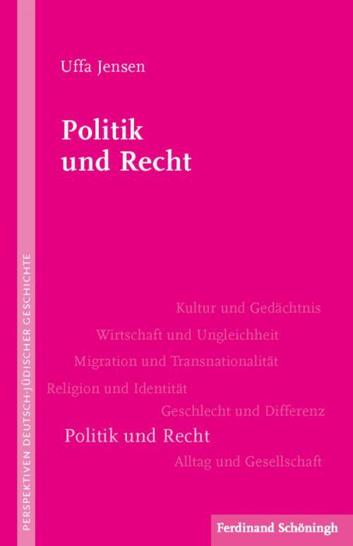 Politik und Recht cover