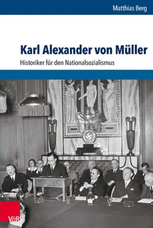 Karl Alexander von Müller cover