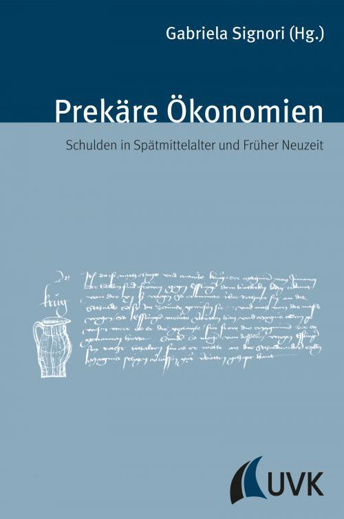 Prekäre Ökonomien cover