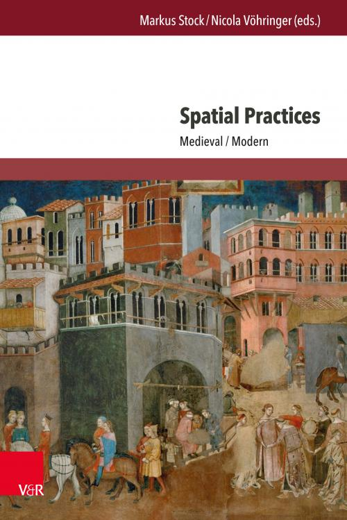 Spatial Practices  cover