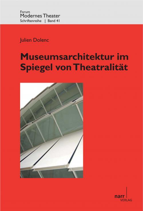 Museumsarchitektur im Spiegel von Theatralität cover