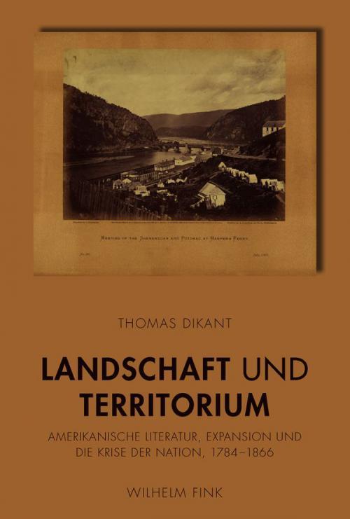 Landschaft und Territorium cover