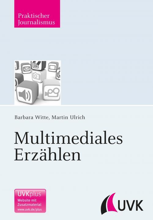 Multimediales Erzählen cover