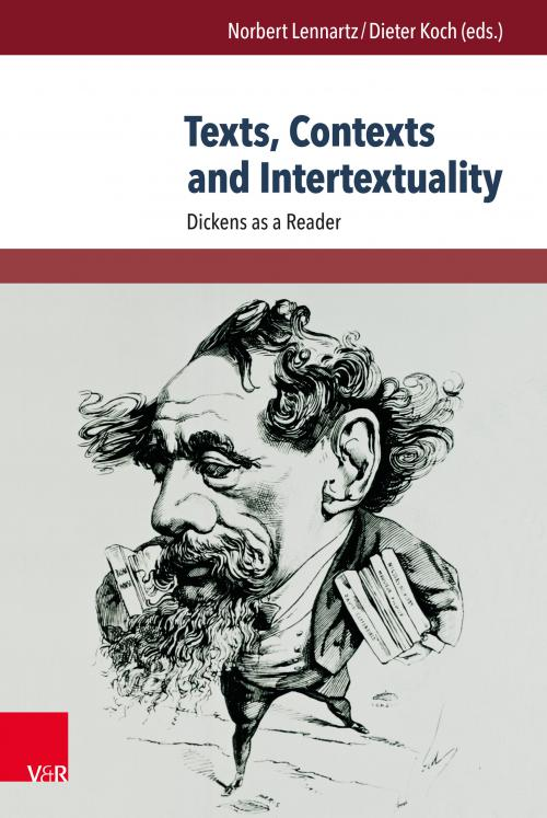 Texts, Contexts and Intertextuality cover