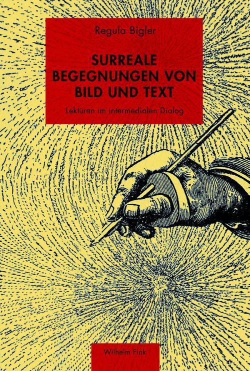 Surreale Begegnungen von Bild und Text cover