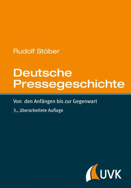 Deutsche Pressegeschichte cover