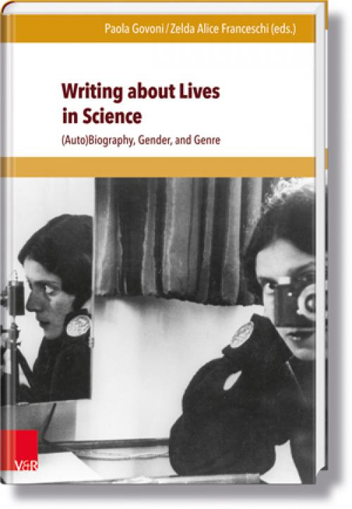 Writing about Lives in Science cover