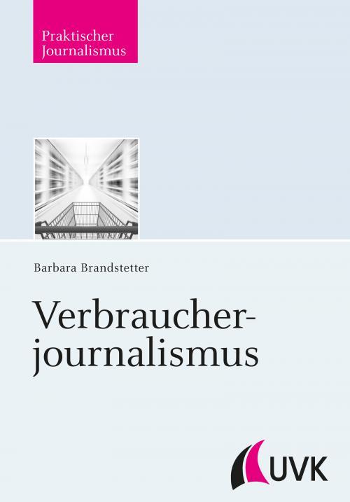 Verbraucherjournalismus cover
