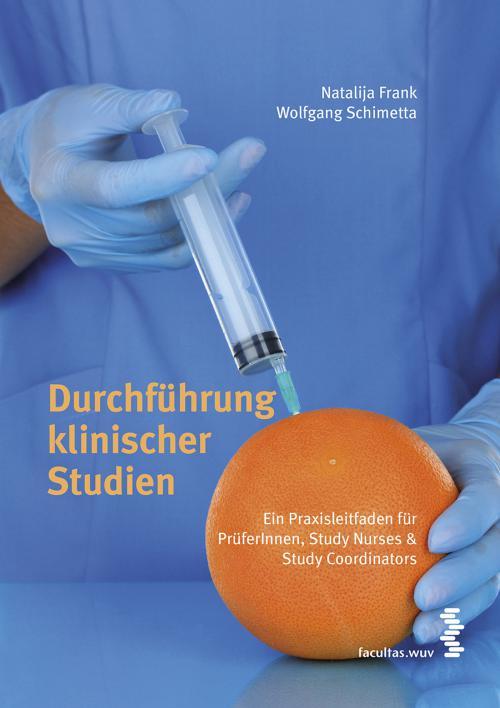 Durchführung klinischer Studien cover