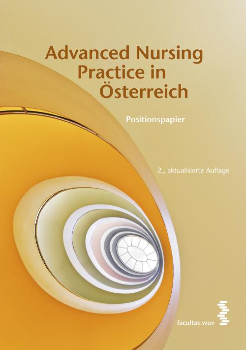 Advanced Nursing Practice in Österreich cover