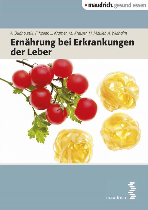 Ernährung bei Erkrankungen der Leber cover