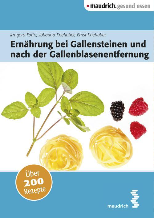 Ernährung bei Gallensteinen und nach der Gallenblasenentfernung cover