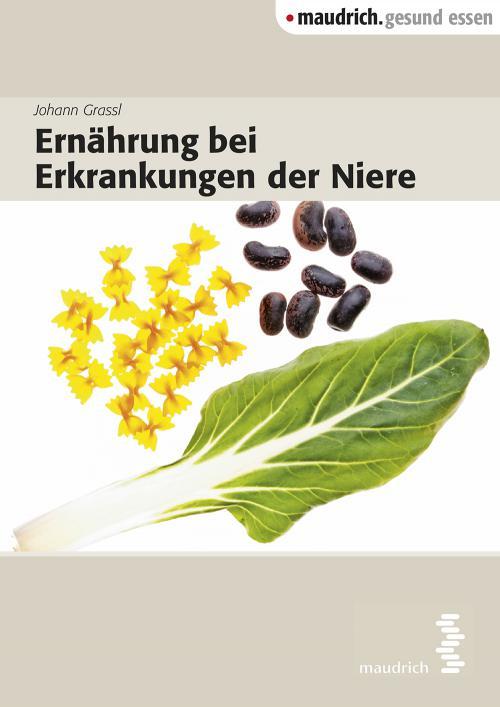 Ernährung bei Erkrankungen der Niere cover
