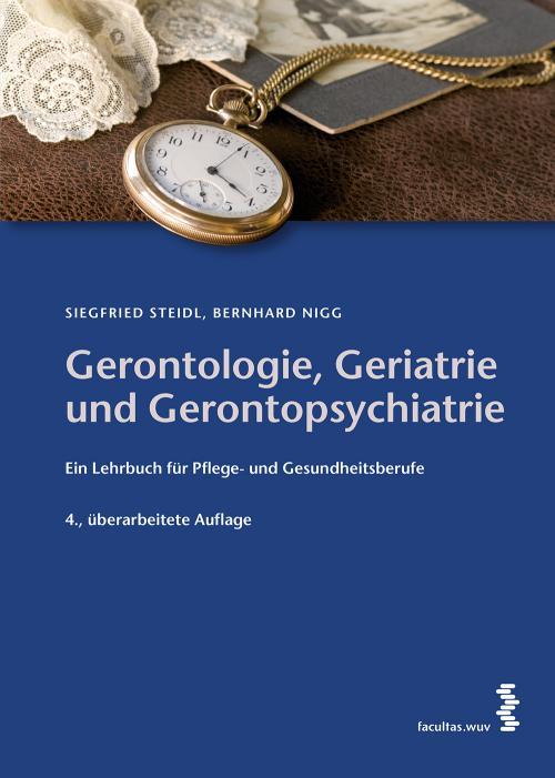 Gerontologie, Geriatrie und Gerontopsychiatrie cover