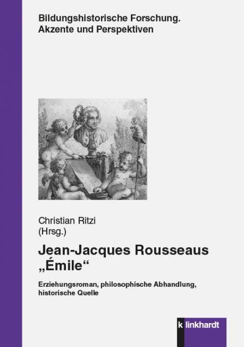 """Jean-Jacques Rousseaus """"Émile"""" cover"""