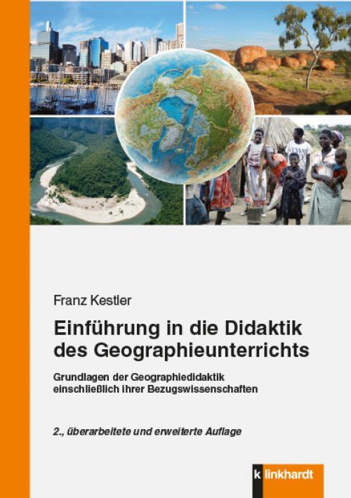 Einführung in die Didaktik des Geographieunterrichts cover