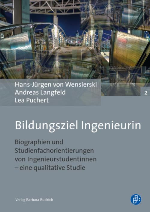 Bildungsziel Ingenieurin cover
