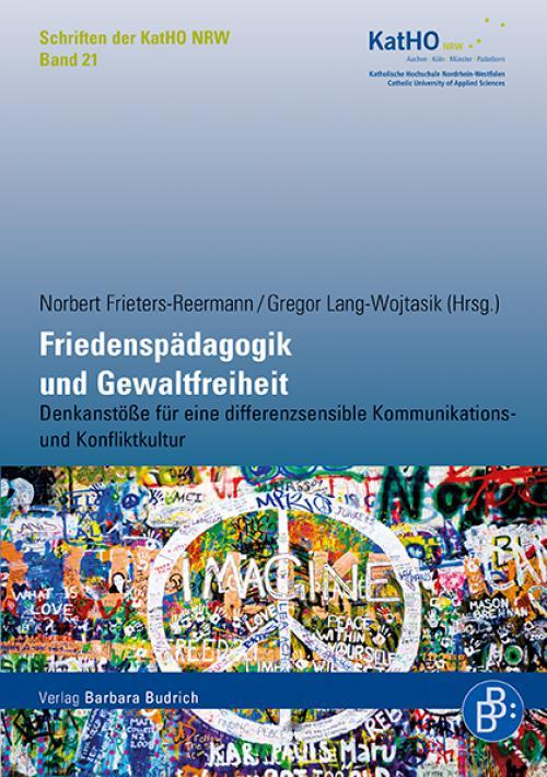 Friedenspädagogik und Gewaltfreiheit cover