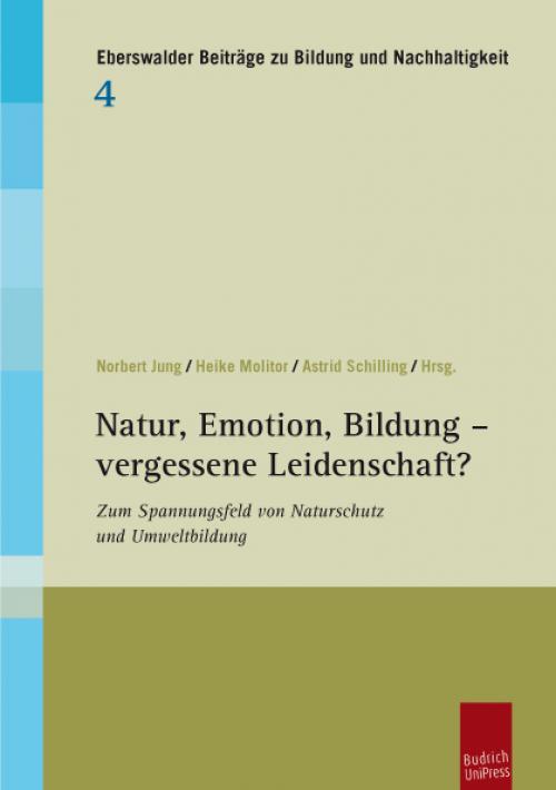 Natur, Emotion, Bildung – vergessene Leidenschaft? cover