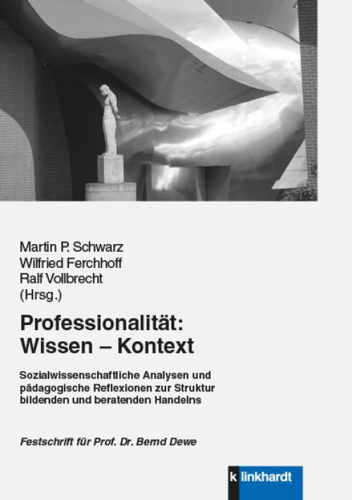 Professionalität: Wissen - Kontext cover