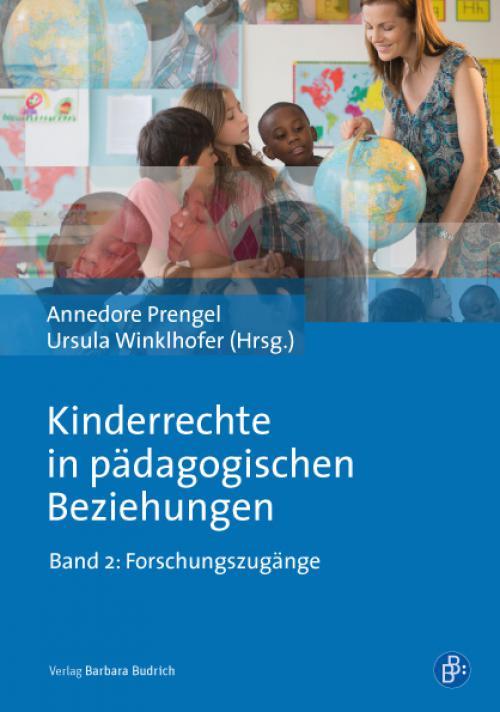 Kinderrechte in pädagogischen Beziehungen: Forschungszugänge cover