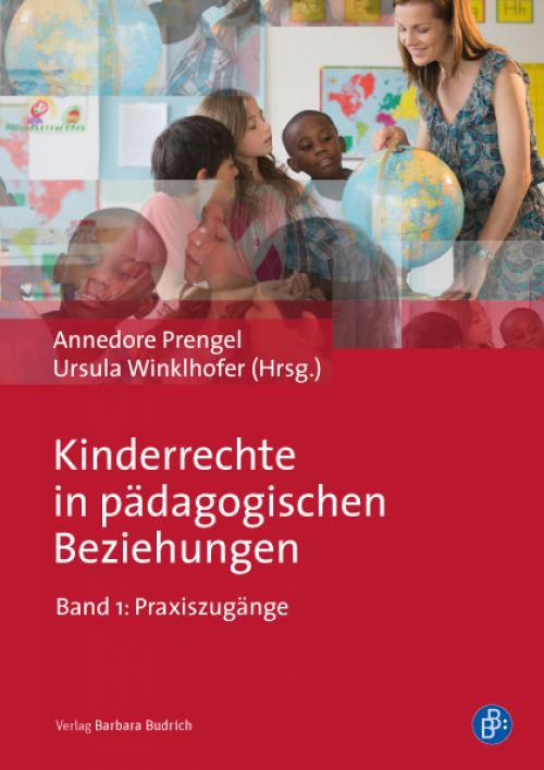Kinderrechte in der Praxis pädagogischer Beziehungen cover