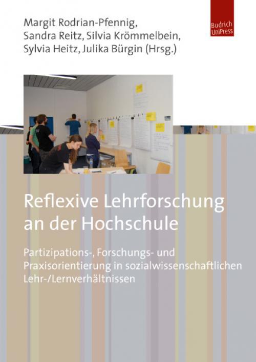 Reflexive Lehrforschung an der Hochschule cover