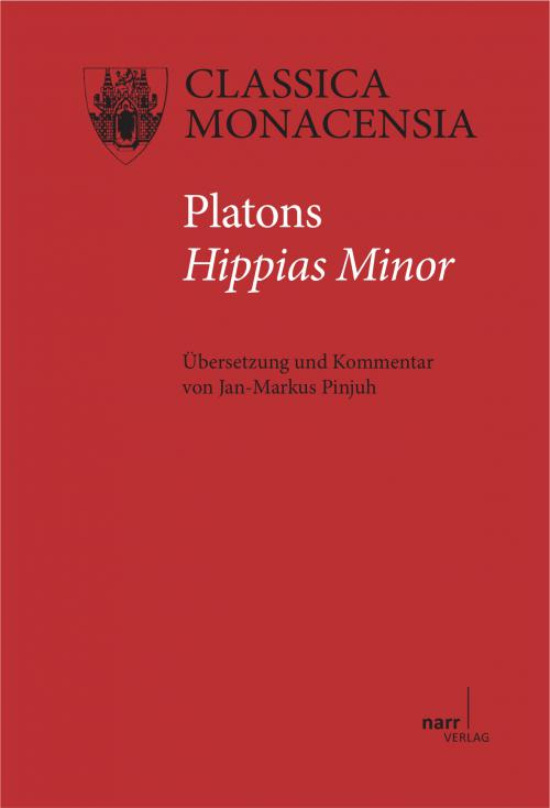Platons Hippias Minor cover