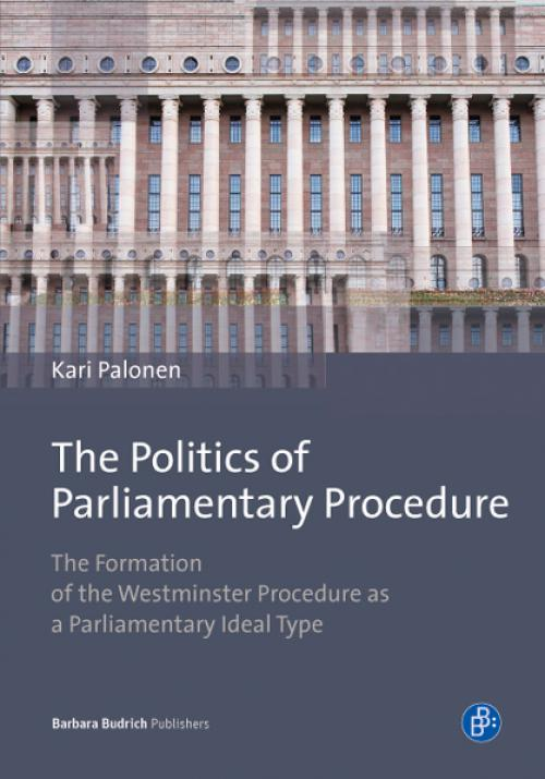 The Politics of Parliamentary Procedure cover