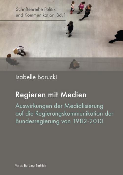 Regieren mit Medien cover