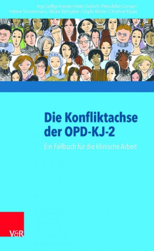Die Konfliktachse der OPD-KJ-2 cover