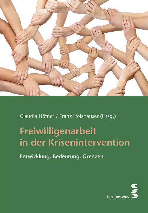 Freiwilligenarbeit in der Krisenintervention cover