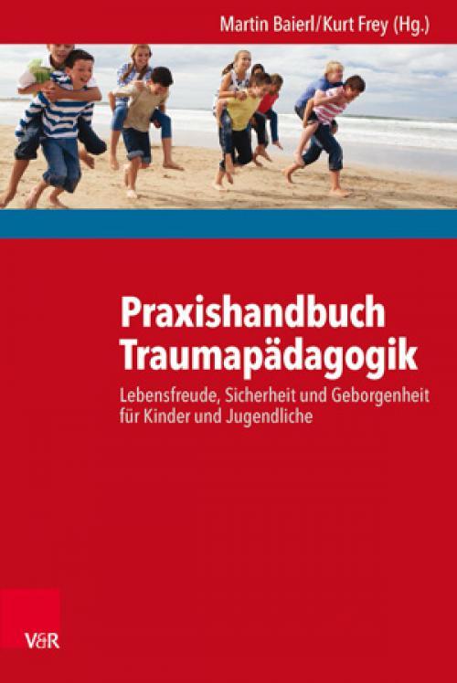 Praxishandbuch Traumapädagogik cover