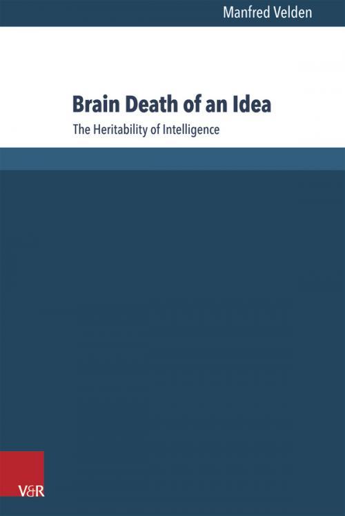 Brain Death of an Idea cover