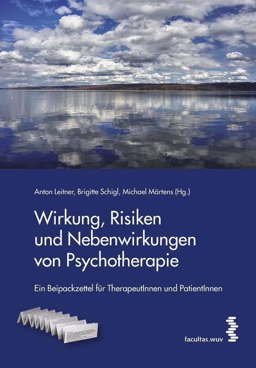 Wirkung, Risiken und Nebenwirkungen von Psychotherapie cover