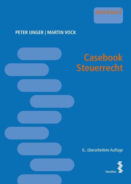 Casebook Steuerrecht cover