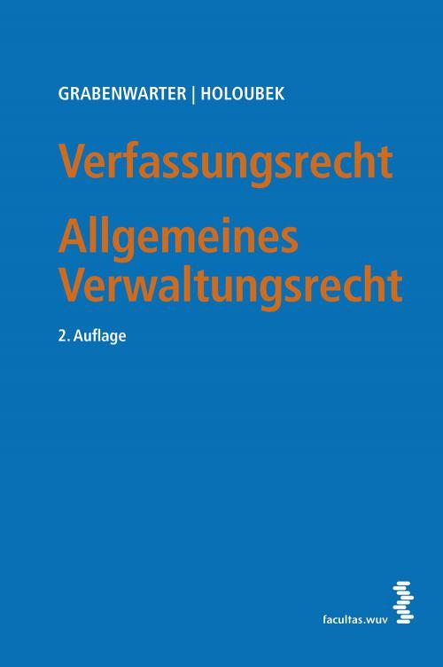 Verfassungsrecht. Allgemeines Verwaltungsrecht cover