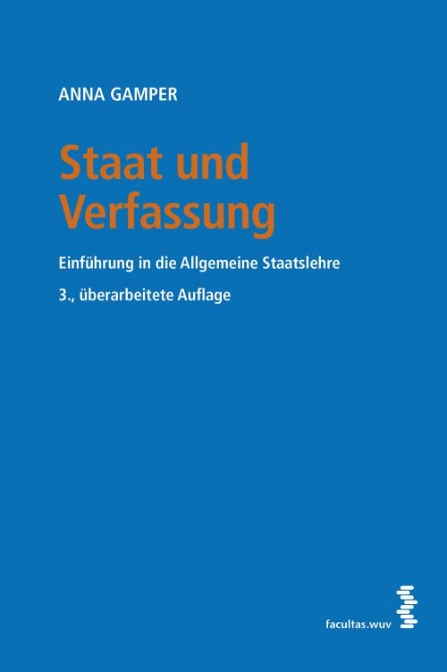 Staat und Verfassung cover