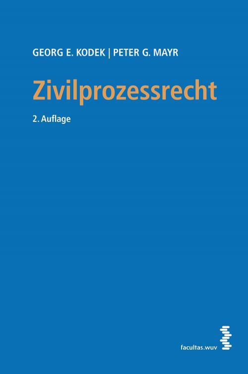 Zivilprozessrecht cover