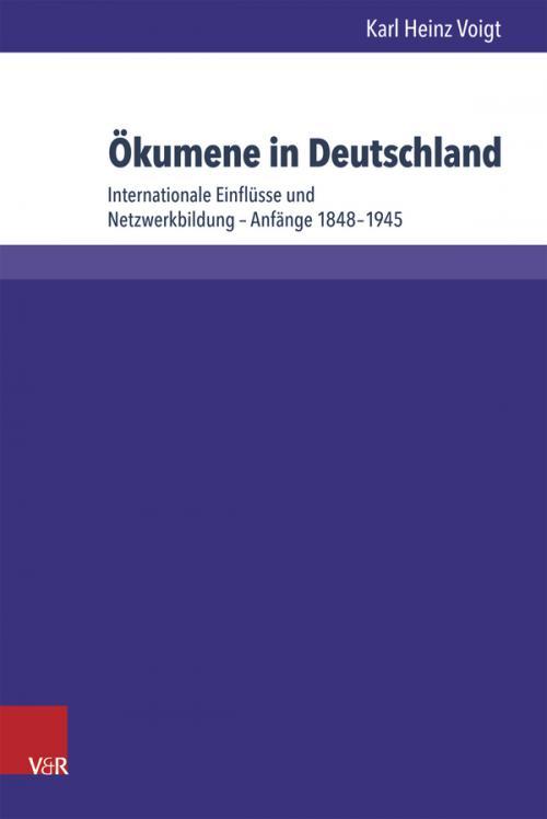 Ökumene in Deutschland cover